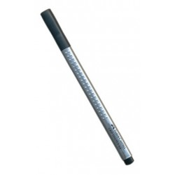 LEC FINELINER FABER GRIP FC151699 NEGRU 0.4MM