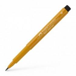 LEC PITT ARTIST PEN FABER CASTELL 268 GREEN GOLD FC167468