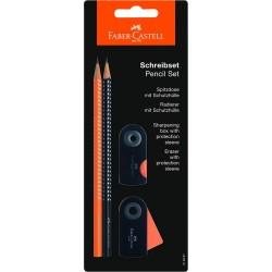 LEC SET SCOLAR FABER-CASTELL SPARKLE FC218497