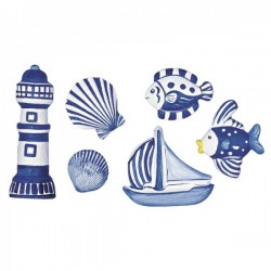 RA FORME MODELAJ 3-10 CM 6/SET SEA 3649800