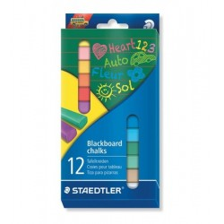 GEN CRETA STAEDTLER COLOR 12/SET 2360