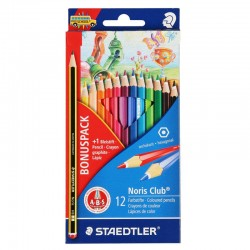 GEN CREIOANE COLOR STAEDTLER NORIS 144SET1
