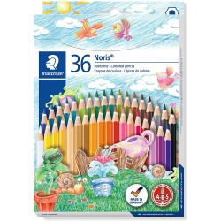 GEN CREIOANE COLOR STAEDTLER 144ND36P 36/SET