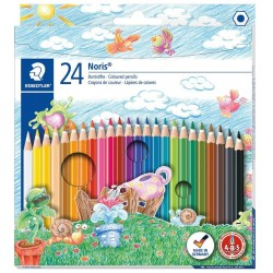 GEN CREIOANE COLOR STAEDTLER 144NC24 24/SET
