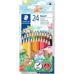 GEN CREIOANE COLOR STAEDTLER 144ND24 24/SET