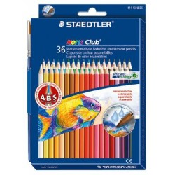 GEN CREIOANE AQUARELL STAETDLER 36/SET 14410ND36