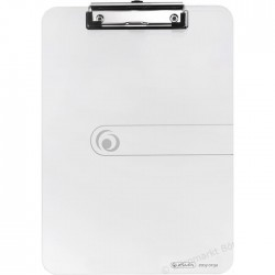 HE CLIPBOARD SIMPLU PP A4 11205697 TRANSPARENT