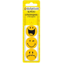 HE MAGNETI SMILEY 30MM 6/SET 11299245