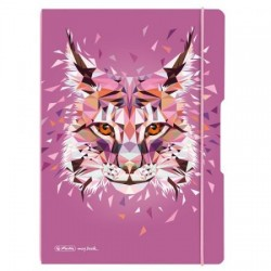 He Caiet A4 40f 50027279 Ar/dr 2/set My.book Flex