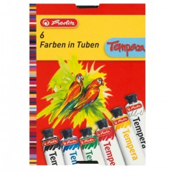 HE TEMPERA HERLITZ 6/SET 8643041
