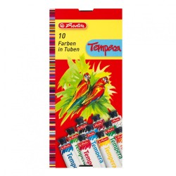 HE TEMPERA HERLITZ 10/SET 8643058