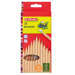 HE CREIOANE COLOR HERLITZ 12/SET 8660086 NATUR