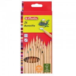 HE CREIOANE COLOR HERLITZ 24/SET 8660524