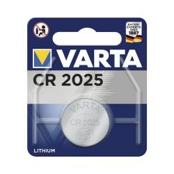 STA BATERII VARTA CR2025