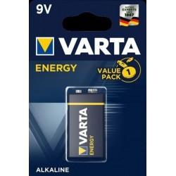 STA BATERII VARTA ENERGY 9V 4122