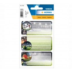 Etichete Scolare Herma H1763 Fotbal
