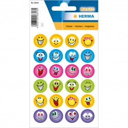 TOR STICKER FACES GLITTER 6818