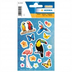 TOR STICKERS Stickers paradise, foil DECOR HERMA 15215