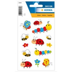 TOR STICKER DECOR INSECTE 15649