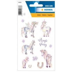 TOR STICKER DECOR PONEI MAGICI 15678