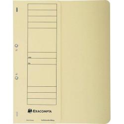 LEC DOSAR CAPSE EXACOMPTA 1/2 NATUR EX351622