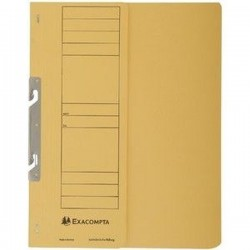 LEC DOSAR INCOPCIAT EXACOMPTA 1/2 GALBEN EX352604