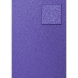 KP CARTON CU GLITTER A4 200GR ALBASTRU INCHIS 18930003