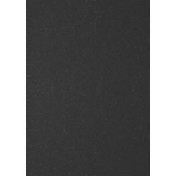 KP CARTON CU GLITTER A4 200GR NEGRU 18930012