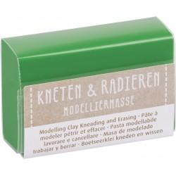 Kp Radiera Modelabila 2159009 Verde  Argila 20gr