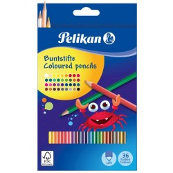 HE CREIOANE COLOR PELIKAN 36/SET 700139