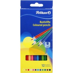 HE CREIOANE COLOR PELIKAN 12/SET 724005