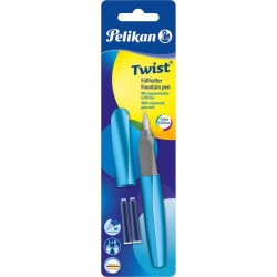 HE STILOU PELIKAN TWIST FROSTED BLUE 811262