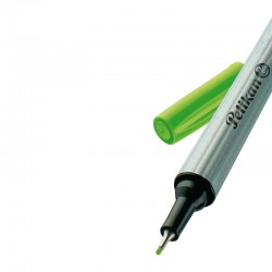 HE FINELINER PELIKAN 0.4 MM 943209 VERDE DESCHIS