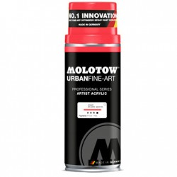 Spray acrilic UFA Artist Molotow 400ml cadmium red MLW229