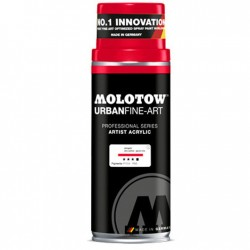 Spray acrilic UFA Artist Molotow 400ml traffic red MLW230