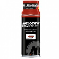 Spray acrilic UFA Artist Molotow 400ml garance red MLW231