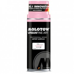 Spray acrilic UFA Artist Molotow 400ml rose MLW233