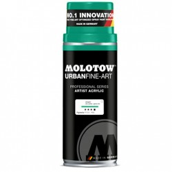 Spray acrilic UFA Artist Molotow 400ml emerald green MLW252