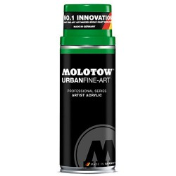 Spray acrilic UFA Artist Molotow 400ml mister green MLW256