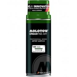 Spray acrilic UFA Artist Molotow 400ml future green MLW257
