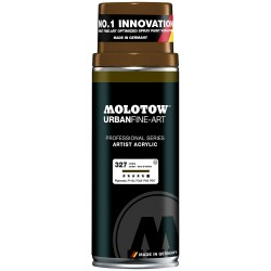 Spray acrilic UFA Artist Molotow 400ml umber light MLW262