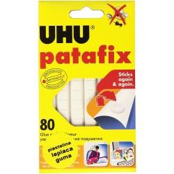 UHU PASTILE AUTOADEZIVE PATAFIX 48810/771040