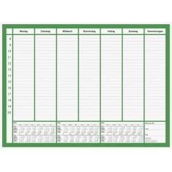 Br Planner Birou Saptamanal 50 File 59*42 Cm 70125002