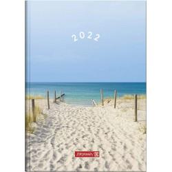 Br Agenda Datata Zilnic Brunnen A5 2022 Beach 79515032
