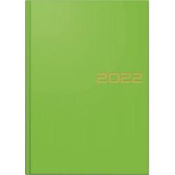 Br Agenda Datata Zilnic Brunnen A5 2022 Hard Cover Verde 79561532