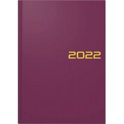 Br Agenda Datata Zilnic Brunnen A5 2022 Hard Cover Visiniu 79561632