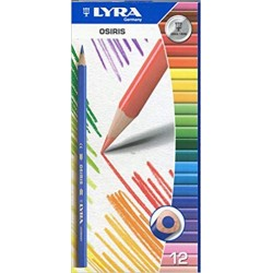 FIL CREIOANE COLORATE 12/SET LYRA OSIRIS 2521120