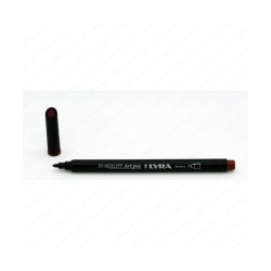 FIL ARTPEN LYRA HI-QUALITY 6750092 ROSU INDIAN