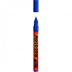 Marker acrilic Molotow One4All 127HS-CO 1,5-4mm 1 blue MLW059