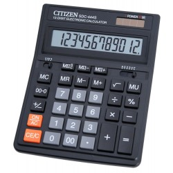 GEN CALCULATOR CITIZEN SDC444S